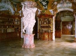 Titelbild von Klosterbibliothek Metten