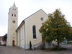 Titelbild von Pfarrkirche St. Ulrich Ingerkingen